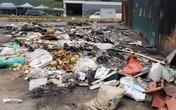 Nhiều khu vực tại Hà Nội trở thành nơi đổ trộm rác thải, vật liệu xây dựng trái phép tràn lan