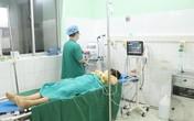 Chửa ngoài tử cung bị vỡ mà không biết, mạch, huyết áp thai phụ tụt về 0