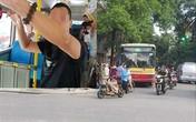 Công an kêu khó xử lý kẻ 'tự sướng' trước mặt phụ nữ trên xe buýt
