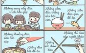 8 kiêng kỵ khi dùng đũa không phải ai cũng biết