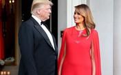 Không lép vế con gái riêng của chồng, Đệ nhất phu nhân Mỹ vô cùng lộng lẫy tại Anh