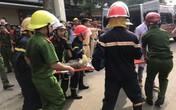 Nạn nhân mắc kẹt trong vụ nhà đang sửa bị sập ở Hà Tĩnh đã tử vong