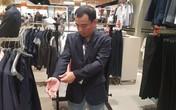 Phóng viên Việt Nam 'tá hỏa' chạy mua vest trước chung kết King's Cup