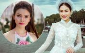 Phạm Phương Thảo không hài lòng với thái độ của Hoa hậu Áo dài Tuyết Nga