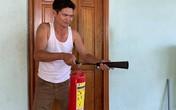 Cha giải cứu con trai khỏi 4 kẻ có súng ở TP HCM