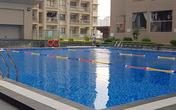 Hà Nội: Người đàn ông đột tử ở bể bơi chung cư VOV