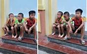 Tìm thấy 3 bé trai trong tình trạng đói lả người nằm trên vỉa hè, nghi là nạn nhân bị bắt cóc