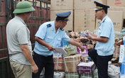 Liên tục phát hiện hàng hóa nhập khẩu giả mạo xuất xứ Việt Nam