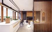 Top 4 gợi ý xây vách ngăn phòng khách giúp nhà rộng gấp 2, đơn giản mà vẫn đẹp