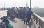 Hà Nam: Cô gái trẻ để lại xe máy, điện thoại rồi nhảy xuống sông Hồng tự tử