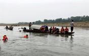 Đi thả lưới sau bão, 2 bố con được phát hiện tử vong dưới sông