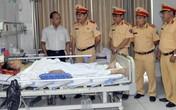 Khởi tố tội giết người tài xế lén dùng dao đâm thấu lưng CSGT