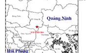 Xuất hiện động đất tại Quảng Ninh