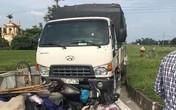 Hà Nam: Người phụ nữ bán quần áo tử vong sau cú va chạm với xe tải