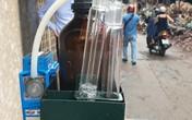 Quan trắc không khí, đo mức độ độc hại ở khu vực Nhà máy Rạng Đông