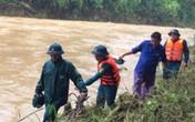 Lực lượng chức năng đã tiếp cận đươc bản Sa Ná nơi có 10 người đang mất tích