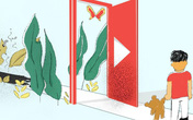 Nhờ YouTube 'trông' con, cha mẹ đang 'giao trứng cho ác'