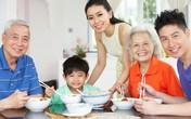 Dinh dưỡng hợp lý cho người cao tuổi bị máu nhiễm mỡ