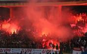 Pháo sáng ở sân Hàng Đẫy và thảm kịch Heysel
