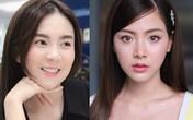 """BTV Mai Ngọc VTV """"sửng sốt"""" vì quá giống mỹ nhân phim Thái """"Chiếc lá cuốn bay"""""""