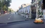 Xôn xao hình ảnh người dân dựng rạp đám cưới lấn chiếm cả nửa con đường ở Bắc Ninh