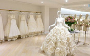 Thị trường váy cưới thanh lý khi mùa cưới cận kề: Giá từ vài trăm nghìn đến tiền triệu, cả mua lẫn bán đều nhộn nhịp