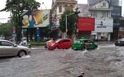 Nghệ An: Mưa lớn kéo dài gây ngập lụt nhiều địa phương