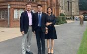 Chi Bảo viết tâm thư nhắn nhủ con trai đi du học tại Anh