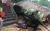 Bé trai 2 tuổi và người phụ nữ đi bắt cá ở Quảng Bình bị lũ cuốn