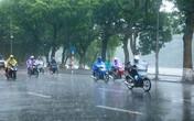 Miền Bắc mưa lớn, cảnh báo dông, lốc, sét và gió giật mạnh