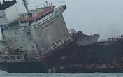Tàu chở dầu Việt Nam bốc cháy tại Hồng Kông, 25 thuyền viên gặp nạn
