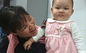 Hạnh phúc vỡ òa của bà mẹ tật nguyền đơn thân gần 40 tuổi mới có con