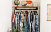 Những giải pháp lưu trữ quần áo sáng tạo dành riêng cho không gian nhỏ