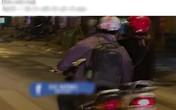 Góc cảnh giác: 3 thanh niên đi xe máy nghi giở trò sàm sỡ nhiều phụ nữ trong đêm ở Đà Nẵng