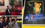 Bố và em gái về Việt Nam làm giỗ cho cố nghệ sĩ Minh Thuận