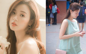 Hot girl Midu làm giảng viên, sinh viên thầm mến vì đẹp và trẻ trung
