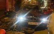 Lái xe BMW đâm 5 người bị tạm giữ hình sự