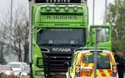 Vụ 39 thi thể trong container: Cảnh sát bám đuổi container màu xanh lá đáng ngờ