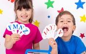 Bảy phương pháp giúp trẻ tự tin nói tiếng Anh