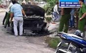 Mượn xe chưa kịp trả, Huyndai nửa tỉ đồng cháy rụi trong đêm