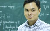Thầy giáo Toán trở thành giáo sư trẻ nhất năm 2019