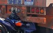 Exciter đâm đuôi xe container, nam thanh niên thiệt mạng