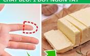 Mẹo hay: Xác định lượng thức ăn phù hợp với cơ thể chỉ bằng…bàn tay