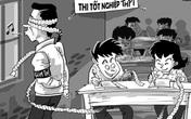 Làm một giáo viên trung thực cũng khó!