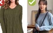3 lỗi diện áo len nơi công sở: Nhẹ thì dìm dáng kém xinh, nặng thì kém duyên hết sức