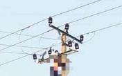 Người đàn ông chết trên đường điện 35 KV sau tiếng nổ lớn