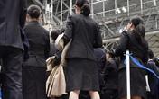 Ác mộng đổi tình lấy việc của phụ nữ Nhật vào mùa tuyển dụng