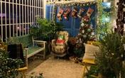 Sân thượng sắc màu rực rỡ đẹp cuốn hút đón Noel của mẹ đảm ở Nha Trang