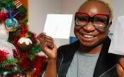 Một phụ nữ mời hàng nghìn người lạ tới dự tiệc Giáng sinh