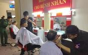 """""""Salon tóc"""" đặc biệt ở Hà Tĩnh"""